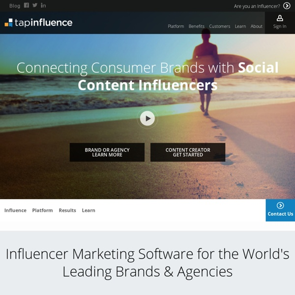Content Marketing Software for Brands