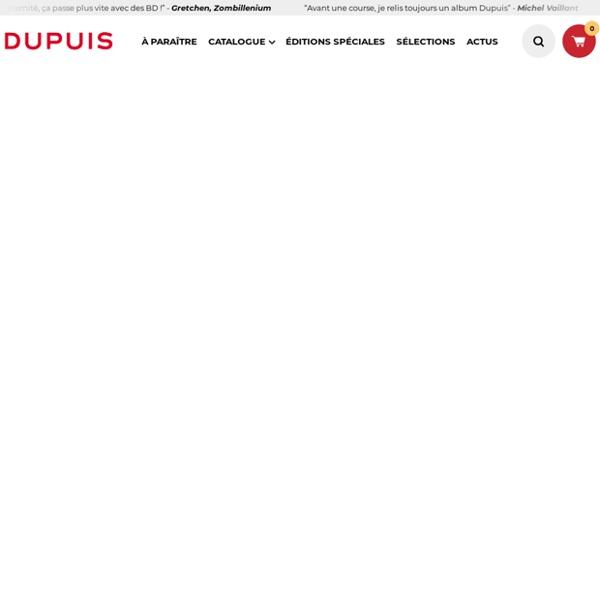 Info, CHEZ MOI AVEC DUPUIS: Pack Lecture n°1 - Editions Dupuis