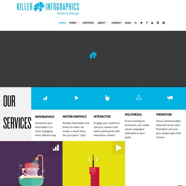 Killer Infographics Media & Design