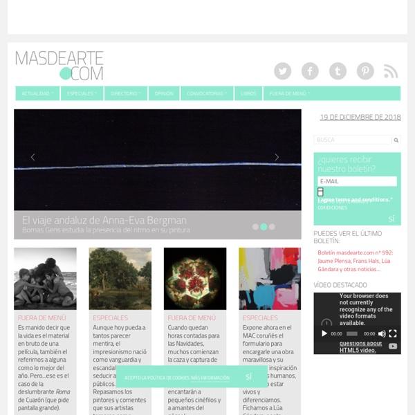 Los mejores blogs de arte según Artsmediacontacts