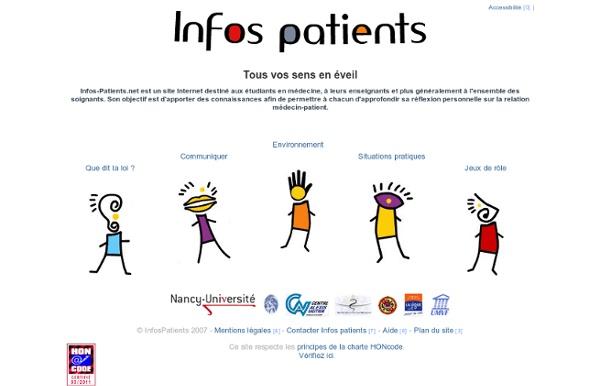 Information patient : entretien médecin patient - annonce maladie grave - déontologie médicale - médecine et religion
