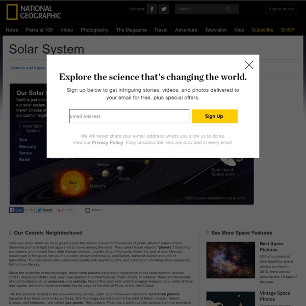 Solar System, Solar System Information, Facts, News, Photos