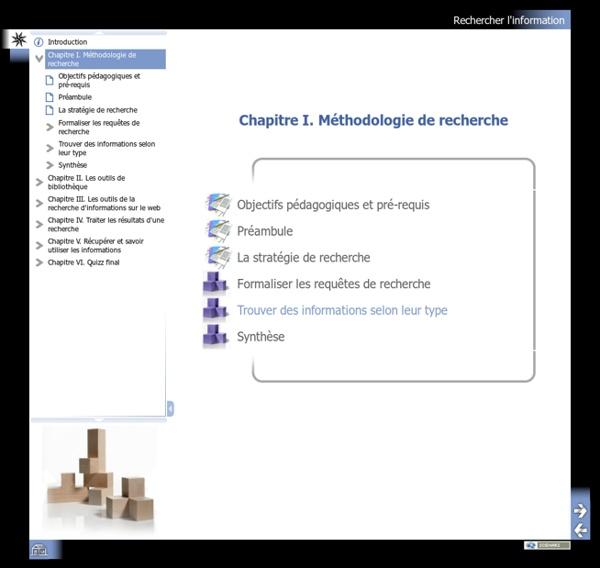Chapitre I. Méthodologie de recherche