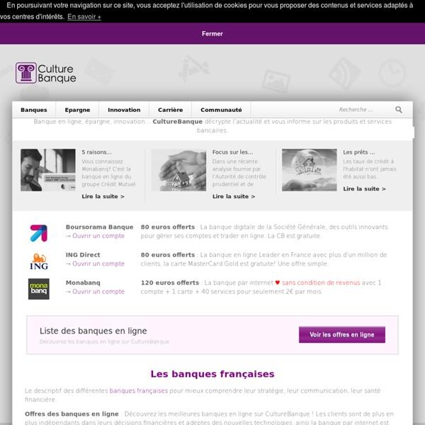 Culture Banque - Magazine de la profession bancaire