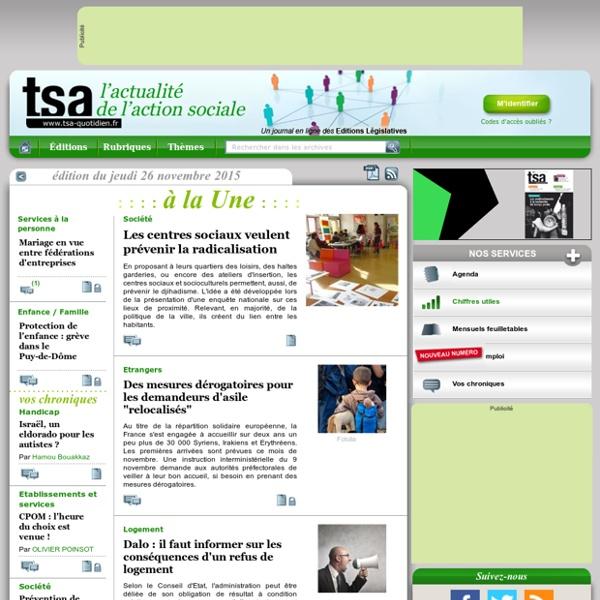 L'information des professionnels du secteur social et médico-social autrement