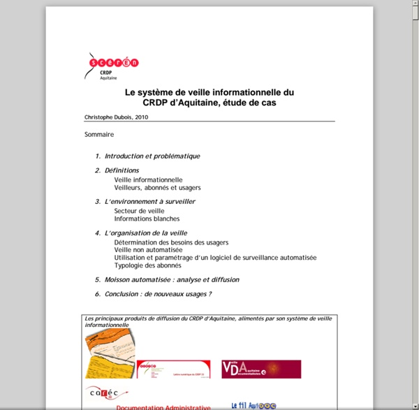 Systeme_veille_informationnelle_CRDP_Aquitaine.pdf (Objet application/pdf)