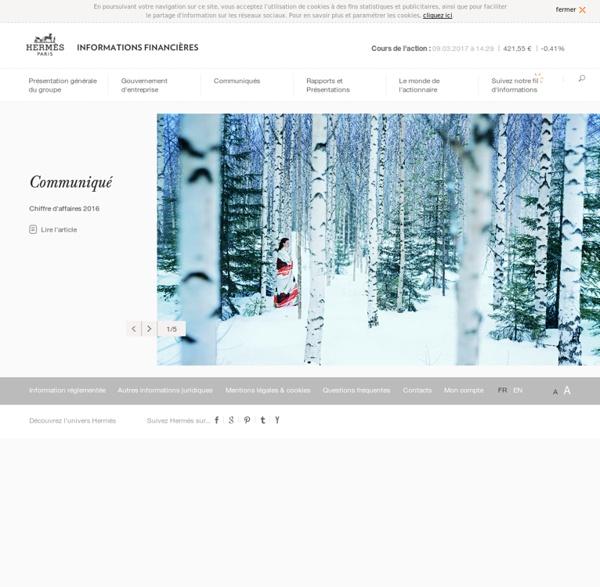 Hermès Informations Financières