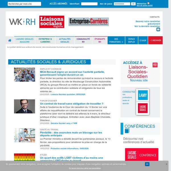 - Observatoires des métiers : une aide au pilotage de la GPEC - xx Actualité sociale xx - Entreprise & Carrières du 29/04 au 12/05/2008