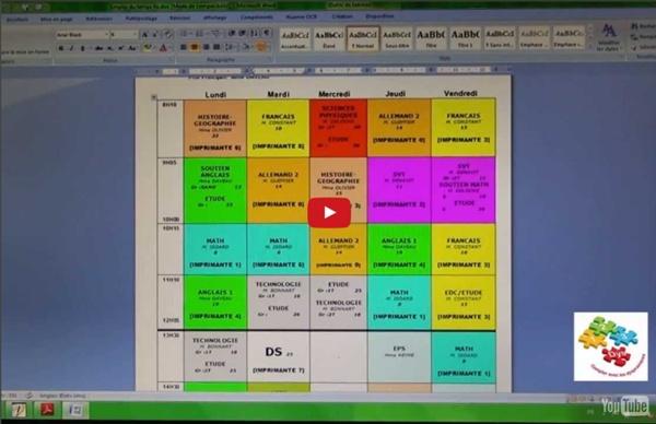 Cours informatique pour les enfants dyspraxiques Association 123dys