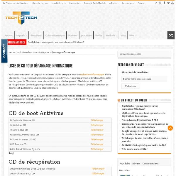 Webastuces : Blog d'un technicien informatique avec de l'info, du high tech et un peu de geekerie dedans !