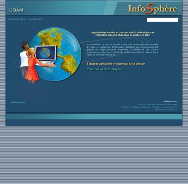 InfoSphère