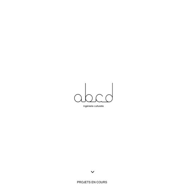 Abcd - ingénierie culturelle
