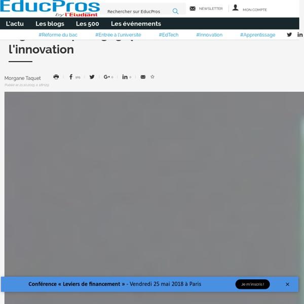 Ingénieurs pédagogiques : les artisans de l'innovation