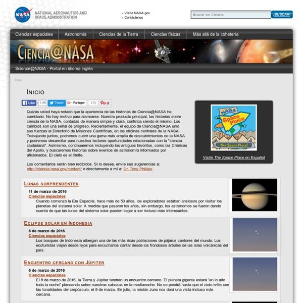 NASA - Ciencia