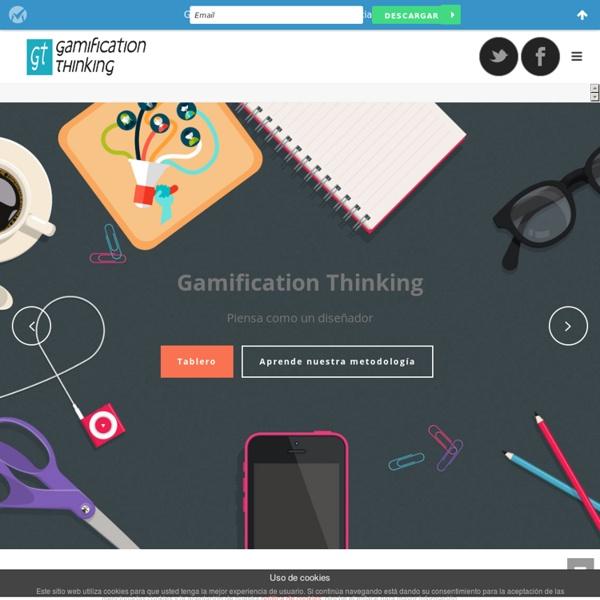 Inicio - Gamification Thinking