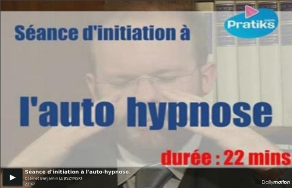 Séance d'initiation à l'auto-hypnose.