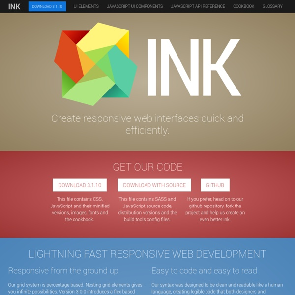InK - Interface Kit