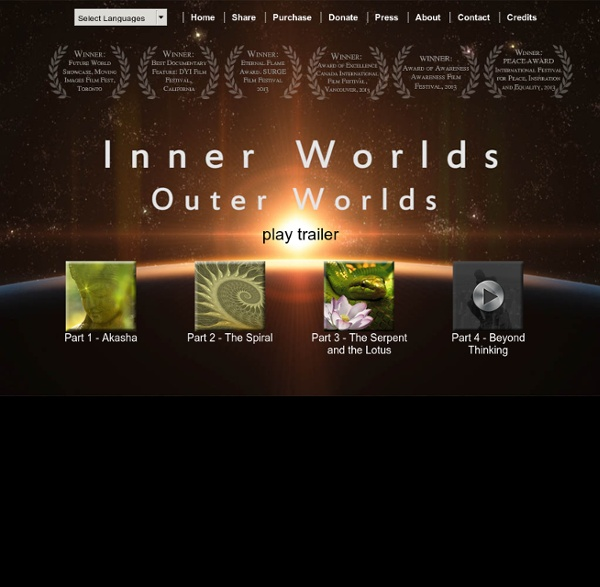 Inner Worlds, Outer Worlds Movie