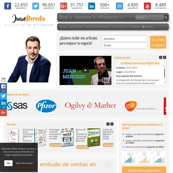 Marketing, Innovación y Transformación Digital