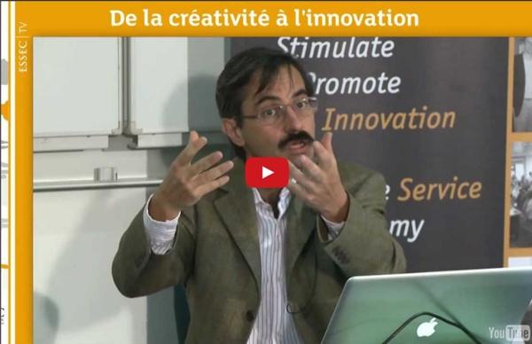 B. Weil : Introduction à la conception innovante, Matins ISIS ESSEC