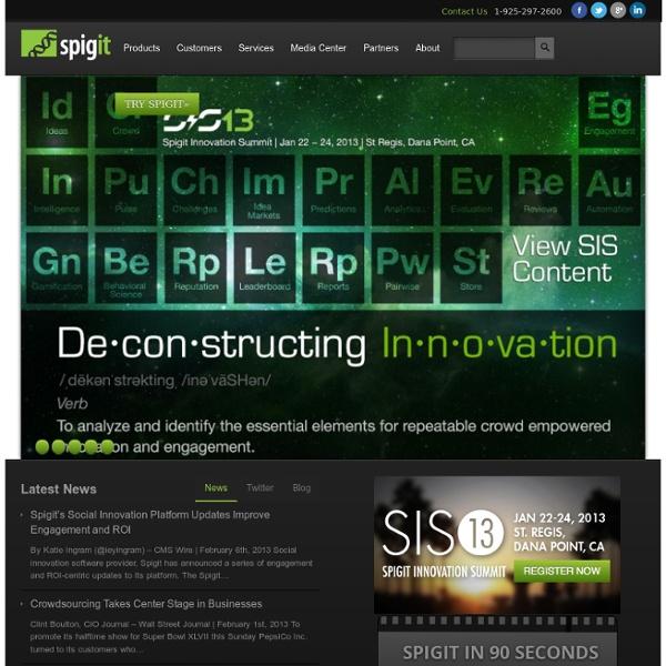 Innovation Management Solutions & Idea Management Software