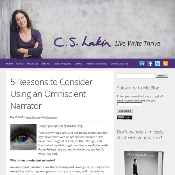 Insights, inspiration, and practical advice for writers