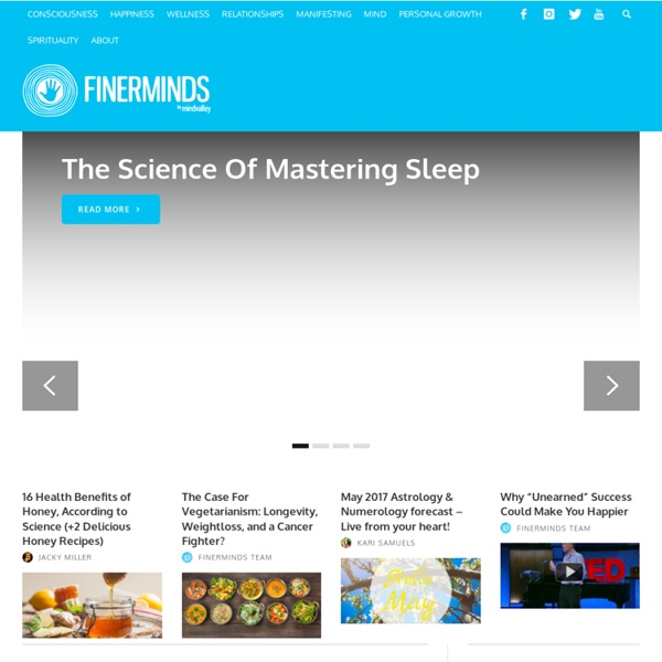 Homepage » FinerMinds