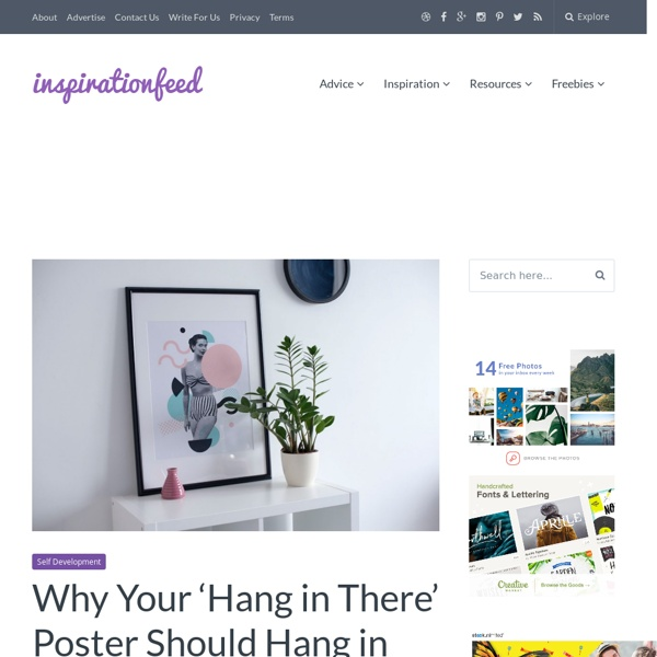 Inspirationfeed - be inspired!