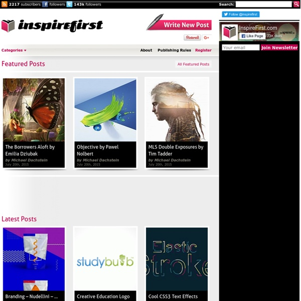 InspireFirst - Sharing the inspiration with the World