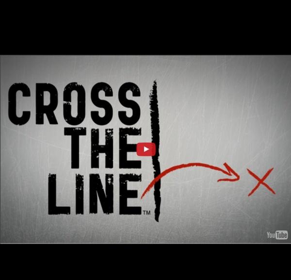 Inspiring Motivational Video: Cross the Line® (schools)