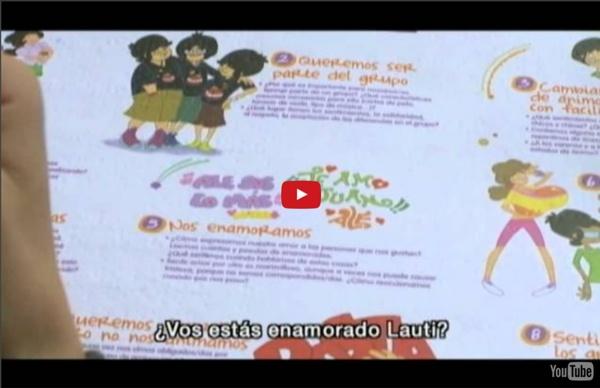 Video Institucional Programa Nacional de Educación Sexual Integral