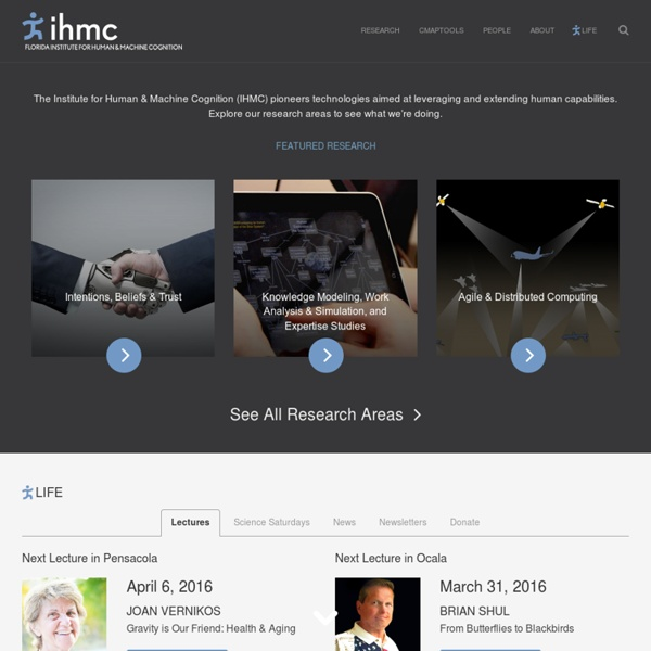 Institute for Human and Machine Cognition (IHMC)