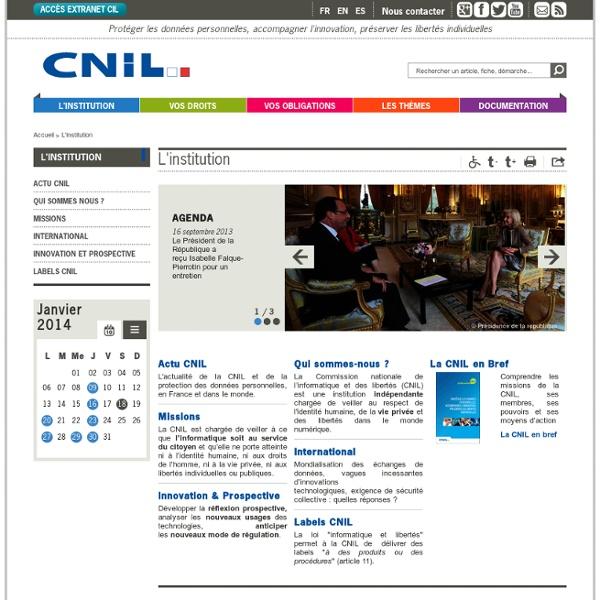 La CNIL