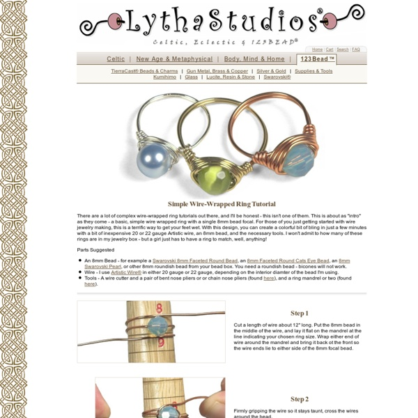 123bead Beaded Jewelry Making Instructions Tutorials Projects