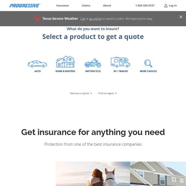 The Best Insurance Quotes: Progressive: Ranked One Of The Best Insurance Companies