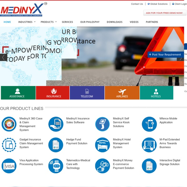 Insurance Software Companies