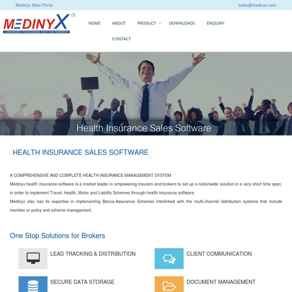 Health Insurance Software Solutions, Health Insurance Software Company