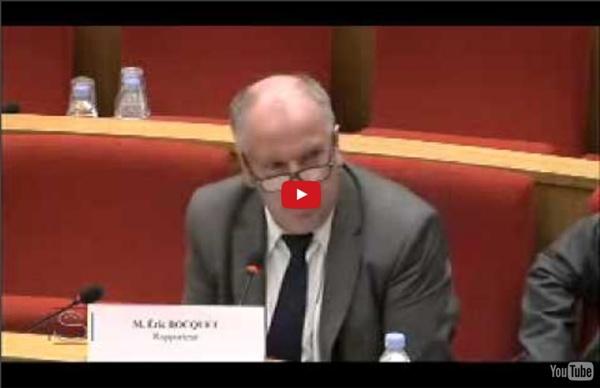 Audition de Pierre CONDAMIN GERBIER