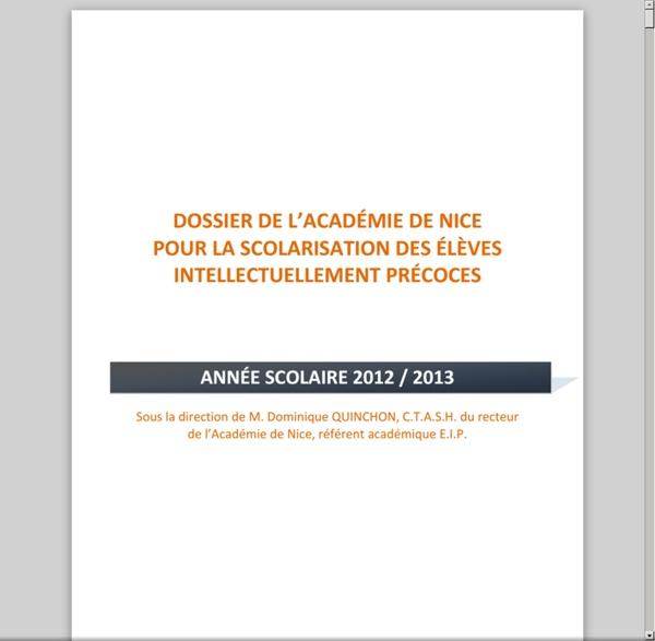 Www.ac-nice.fr/ienash/file/INTELLECTUELLEMENT_PRECOCE-1.pdf