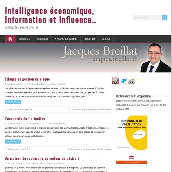 Intelligence économique, Informati