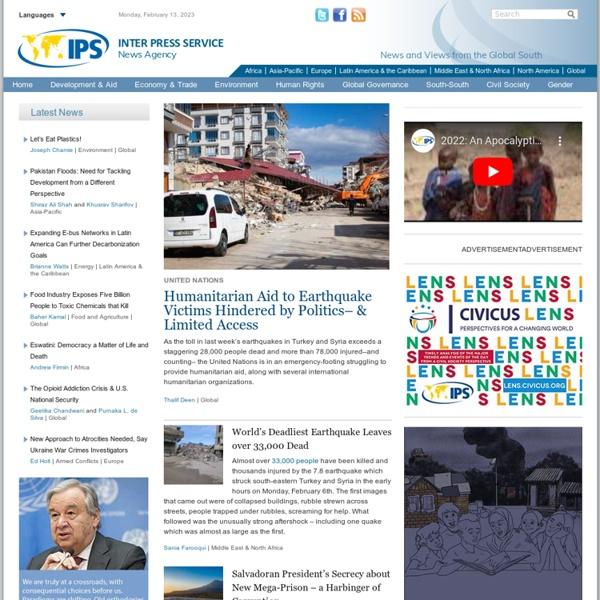 IPS Inter Press Service