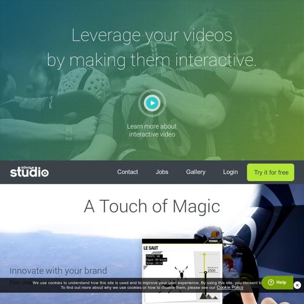 Interactive Video - Adways Studio