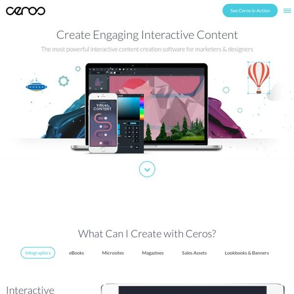 Digital Catalog Software & Content Marketing Software