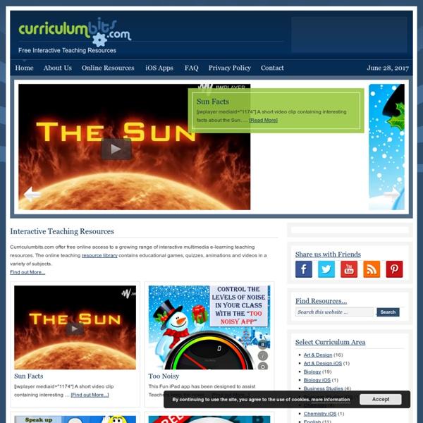 Curriculumbits.com