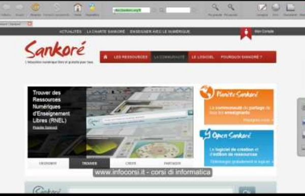 Corso LIM - Lavagna Interattiva Multimediale con Open Sankoré