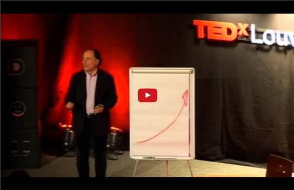 L'intériorité citoyenne: Thomas d'Ansembourg at TEDxLouvainLaNeuve 2013