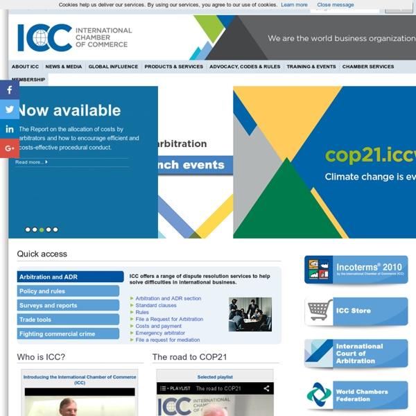 ICC - The world business organization