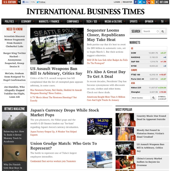 Market news international forex