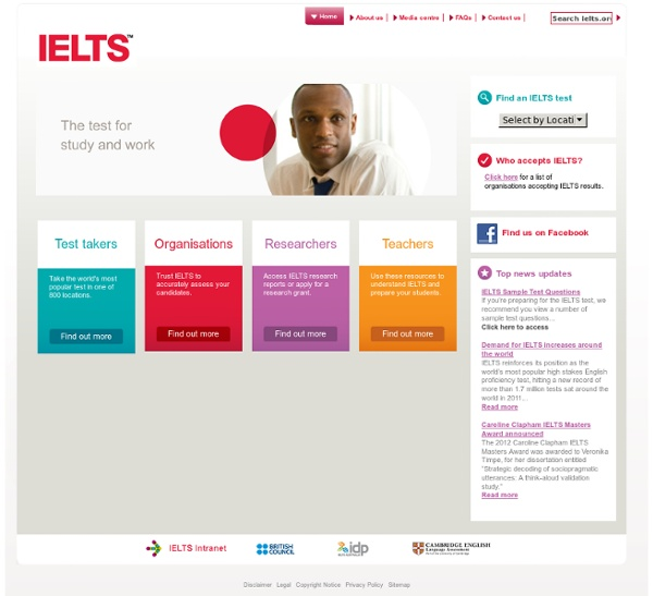 international english language testing system Want to study, work or migrate in canada visit our nearest centre for consultation & registration of ielts, well known english-language assessment test.