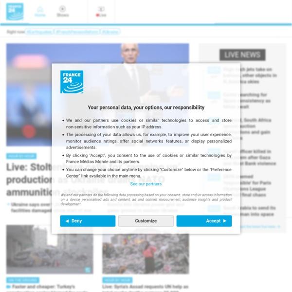 International breaking news and headlines
